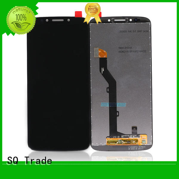 Quality SQ Trade Brand cell phone lcd blackwhite