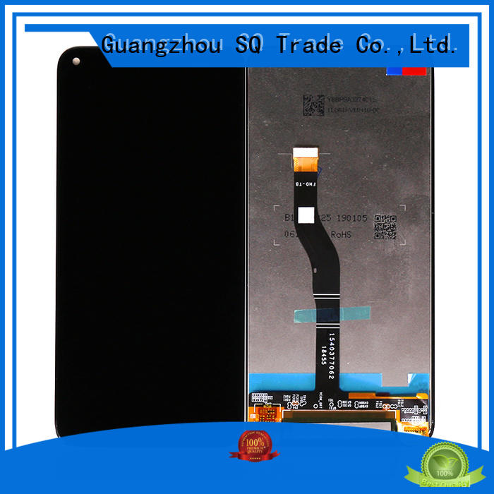 SQ Trade touch screen panel monochrome lcd display high safety For Huawei Honor 8A