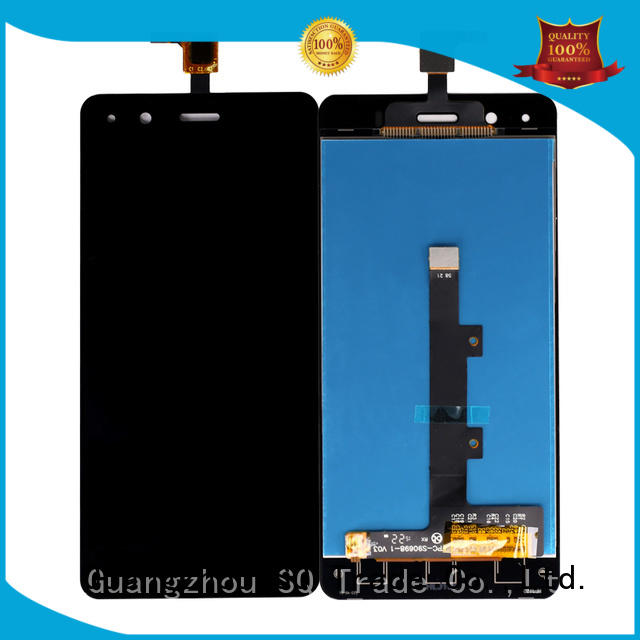SQ Trade digitizer touch screen lcd screens for sale at discount For BQ Aquaris X Pro