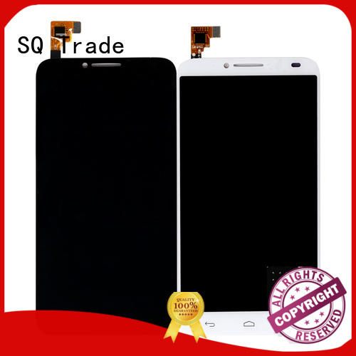 SQ Trade Brand assembly replacement touch Alcatel LCD