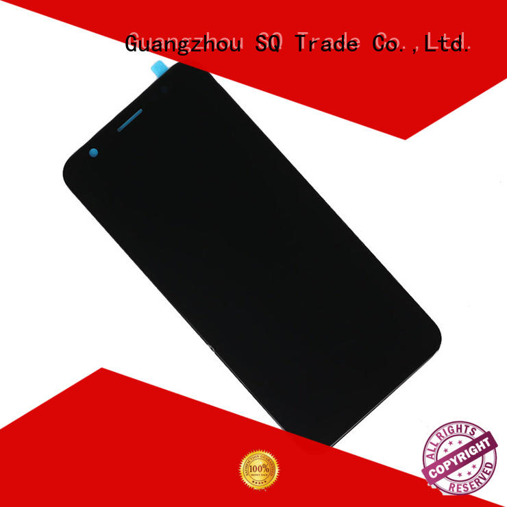 SQ Trade Brand parts digiziter meizu lcd black factory