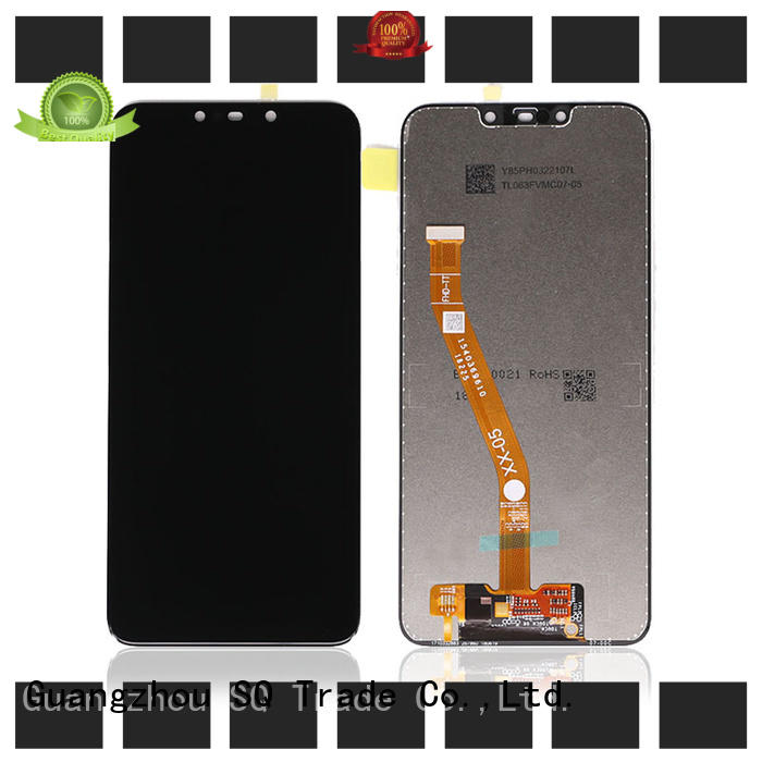 SQ Trade touch screen panel huawei lcd supplier For Huawei Y6 2019