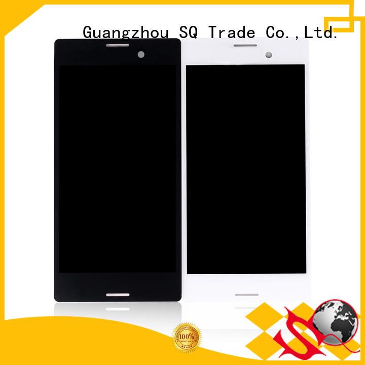 SQ Trade Brand display screen sony lcd digitizer factory