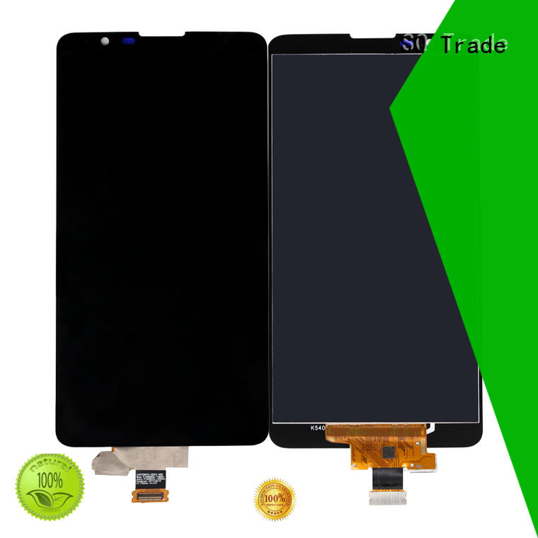 SQ Trade touch screen panel lg touch screen monitor supplier For LG Q Stylo 4
