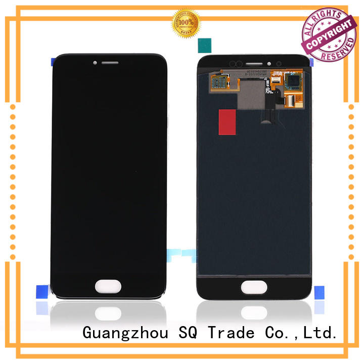 SQ Trade wholesale meizu mx5 display touch screen panel For Meizu X8 M852Q