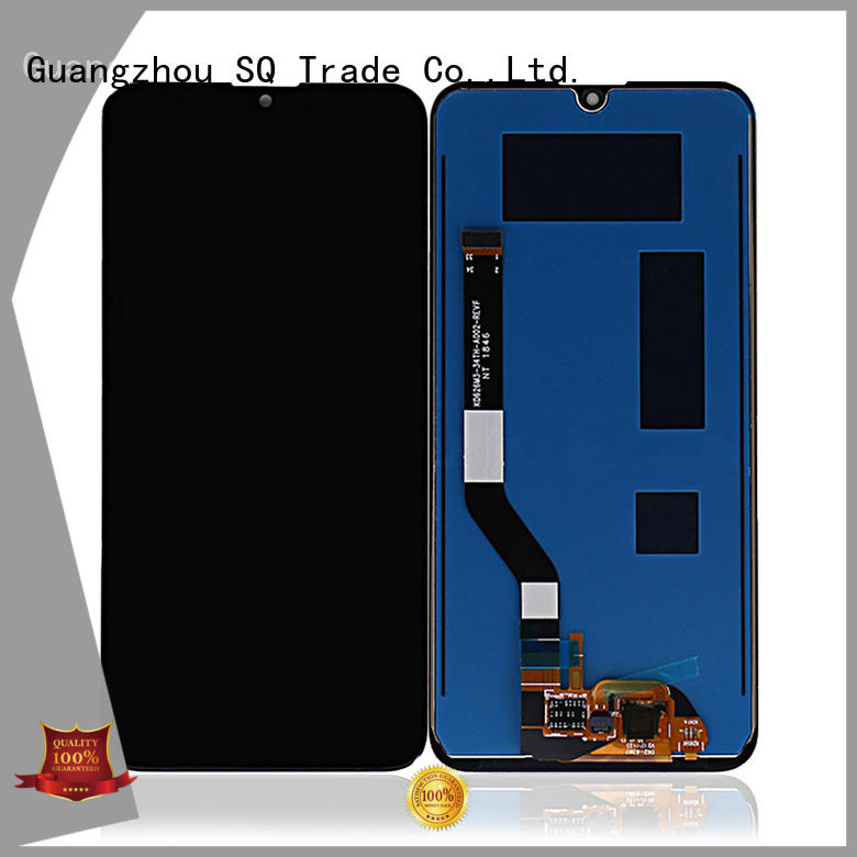 SQ Trade monochrome lcd display supplier For Huawei Honor 8X
