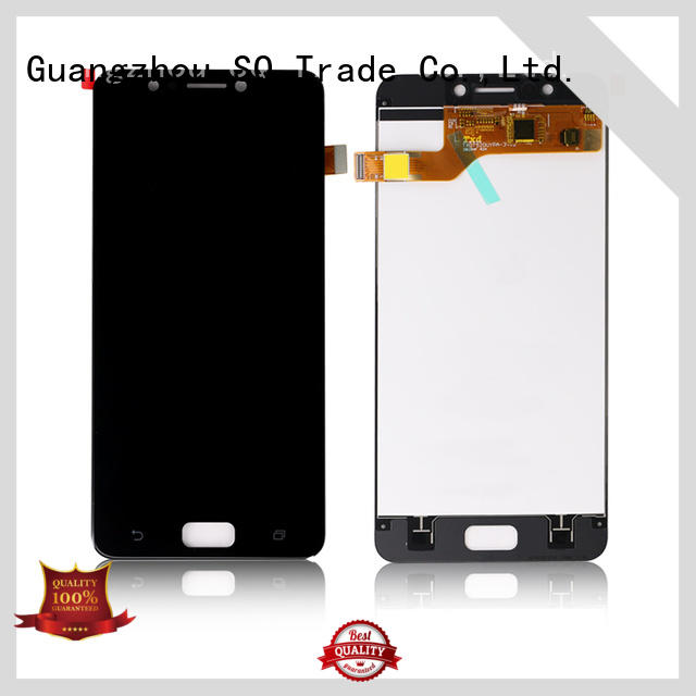 SQ Trade high quality display asus zenfone 2 factory price For Asus Zenfone 3
