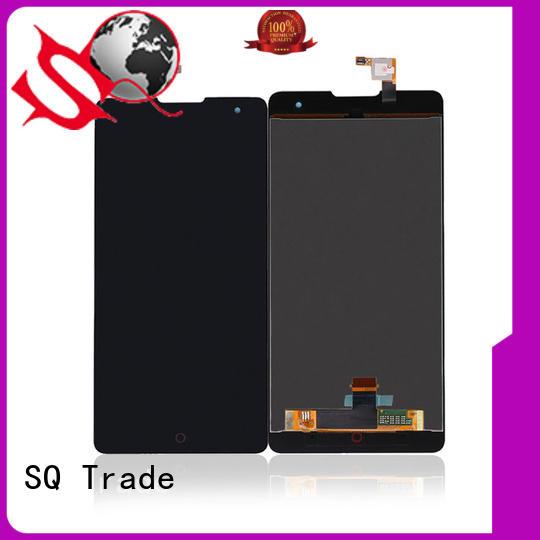 SQ Trade digitizer ZTE LCD factory price For ZTE ZMax Pro Z981