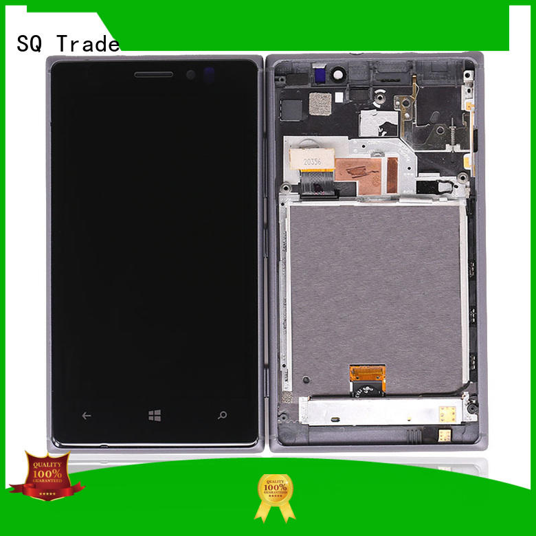 4.5 inch For Nokia Lumia N925 LCD Display Touch Screen Digitizer Assembly With Frame Replacement Parts
