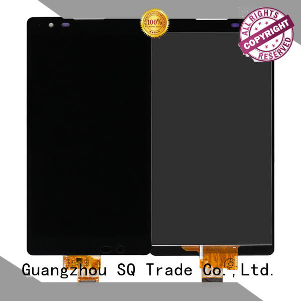 black silver lg SQ Trade Brand lg touch screen phone