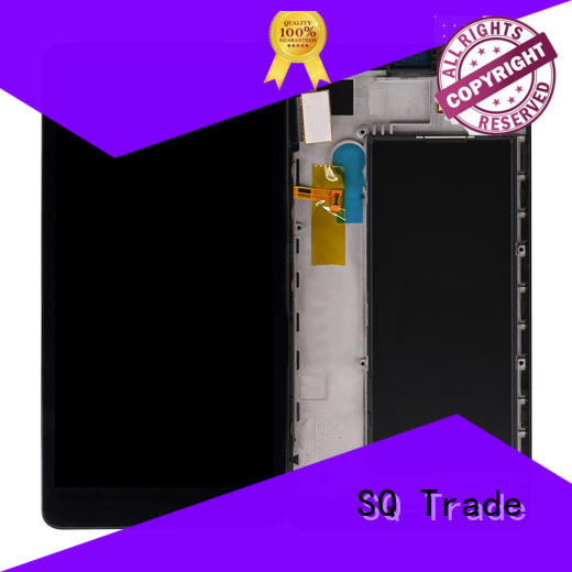 SQ Trade Brand touch assembly nokia lumia 520 display replacement supplier
