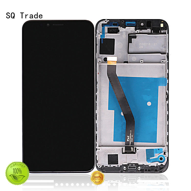 SQ Trade factory price monochrome lcd display supplier For Huawei Honor 8X