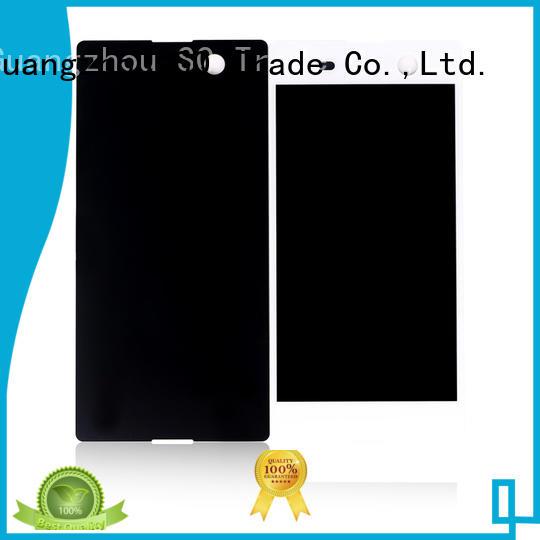 SQ Trade Brand display black display sony xperia z3 screen