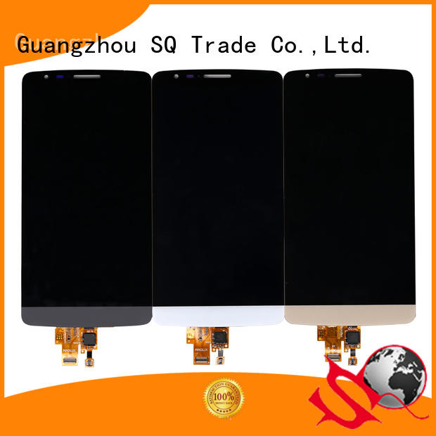 SQ Trade touch screen panel lg touch screen phone high safety For LG Q Stylo 4