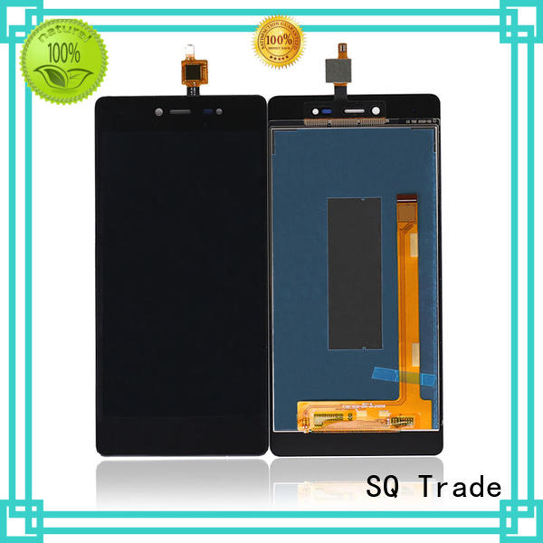 SQ Trade lcd display touch screen lcd display For Wiko View