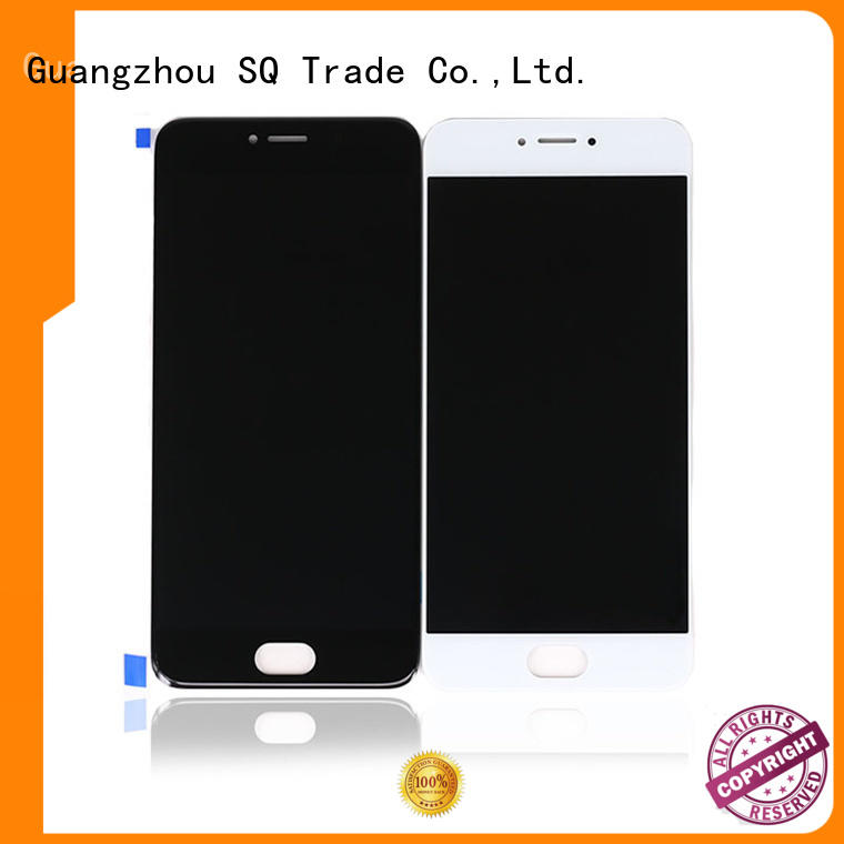 SQ Trade digitizer touch screen meizu m2 note display at discount For Meizu Note 8 Display