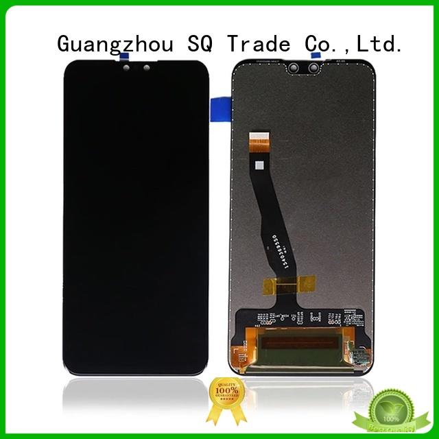 SQ Trade hot sale monochrome lcd display supplier For Huawei Honor 8X