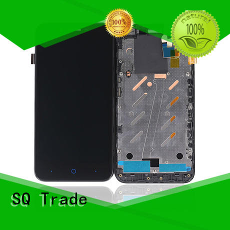 SQ Trade high quality amoled screen mobiles For ZTE Axon 9 Pro