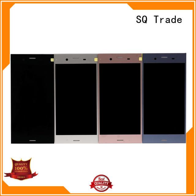 SQ Trade Brand black digitizer custom display sony xperia z3