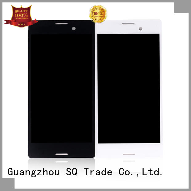 SQ Trade lcd display sony xperia z1 display digitizer tablet For Sony